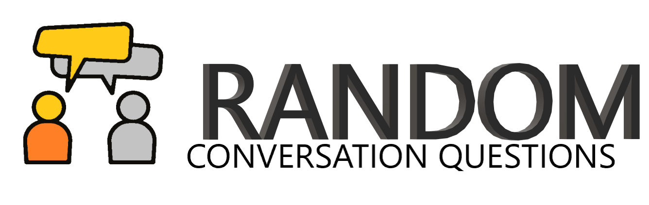 Thousands of totally random questions for a conversation to practice your English